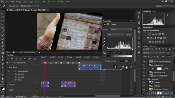 Welcome: Editing Video in Photoshop CS6