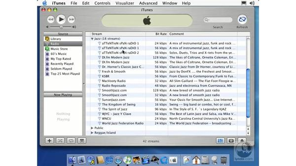 internet radio: Learning iLife: iTunes 4, iPhoto 2, iMovie 3 and iDVD 3