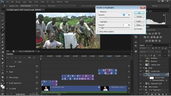 : Editing Video in Photoshop CS6