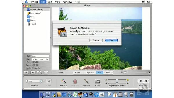 enhancing photos: Learning iLife: iTunes 4, iPhoto 2, iMovie 3 and iDVD 3