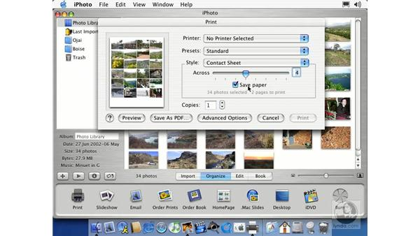 printing photos: Learning iLife: iTunes 4, iPhoto 2, iMovie 3 and iDVD 3
