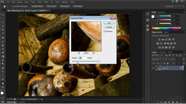 Converting layers to Smart Objects : Nondestructive Exposure and Color Correction with Photoshop