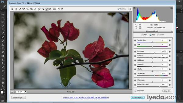 Recovering skies: Nondestructive Exposure and Color Correction with Photoshop