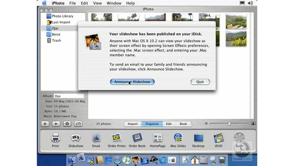 .Mac slides: Learning iLife: iTunes 4, iPhoto 2, iMovie 3 and iDVD 3