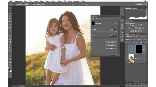 Removing tan lines: Photoshop for Photographers: Portrait Retouching
