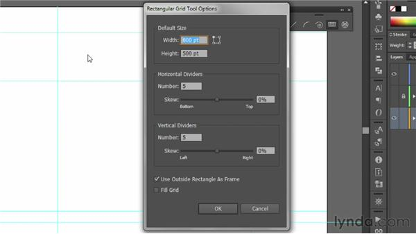 Creating custom guides: Illustrator CS6 One-on-One: Fundamentals