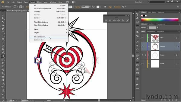 Reflecting across an axis: Illustrator CS6 One-on-One: Fundamentals