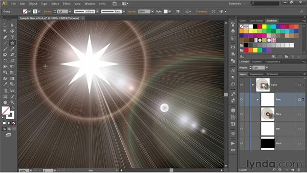Using the top-secret tilde key trick: Illustrator CS6 One-on-One: Fundamentals