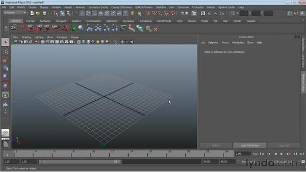 Configuring your computer for Maya : Maya Essentials 1: Interface and Organization