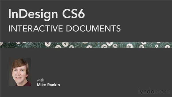 Next steps: InDesign CS6: Interactive Documents