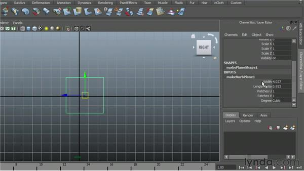 Importing reference images: Maya Essentials 2: Polygonal Modeling Techniques