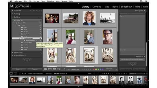 : Lightroom Power Shortcuts