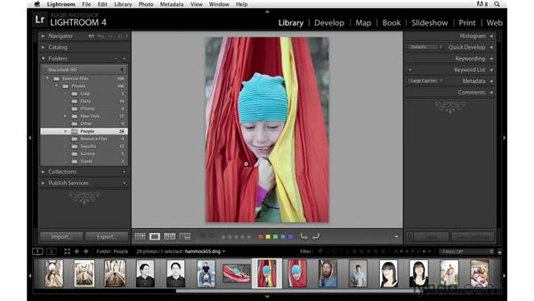 Removing and deleting with shortcuts: Lightroom Power Shortcuts