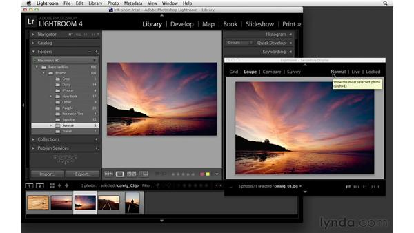 Exploring advanced dual-monitor shortcuts: Lightroom Power Shortcuts