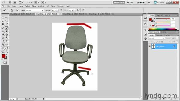 Planning and analyzing the modeling of a chair: Game Prop Creation in 3ds Max