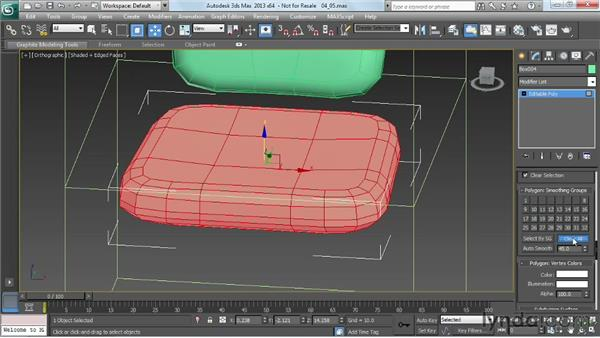 Refining the silhouette: Game Prop Creation in 3ds Max