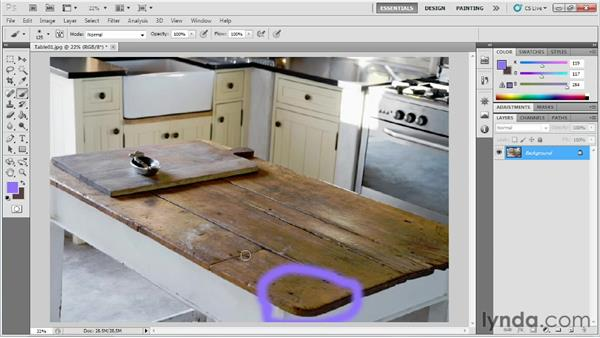Planning the modeling of a table: Game Prop Creation in 3ds Max
