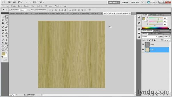 Understanding the importance of painting textures from scratch: Game Prop Creation in 3ds Max