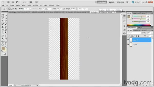 Cutting out boards for a UV layout: Game Prop Creation in 3ds Max