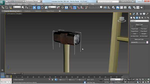 Overview of normal maps: Game Prop Creation in 3ds Max