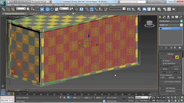 Modeling a high-poly work for projection: Game Prop Creation in 3ds Max