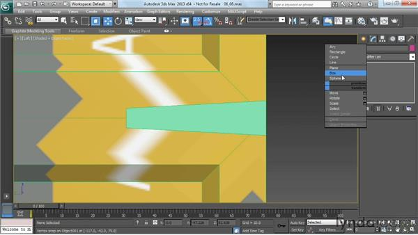Adding hinges: Game Prop Creation in 3ds Max