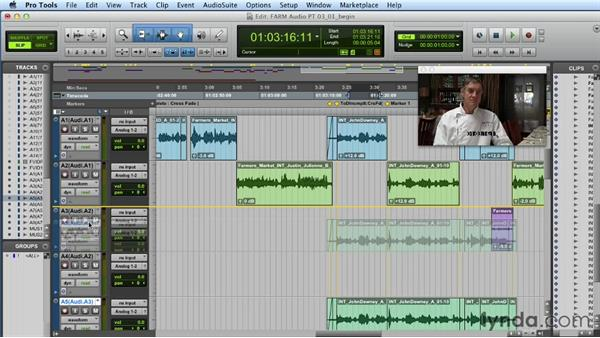 : Audio Post Workflow with Final Cut Pro X v10.0.9 and Pro Tools