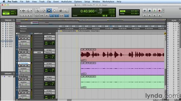 Why should you export to Pro Tools?: Audio Post Workflow with Final Cut Pro X v10.0.9 and Pro Tools
