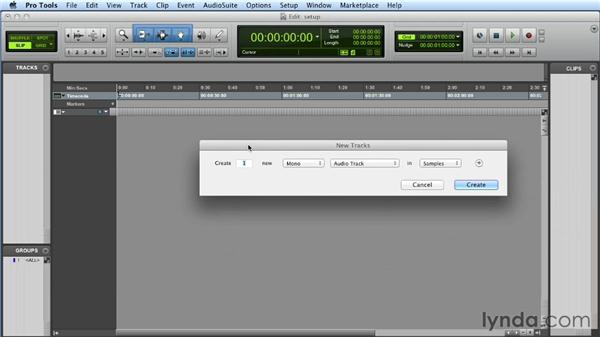 Setting up Pro Tools for video post: Audio Post Workflow with Final Cut Pro X v10.0.9 and Pro Tools