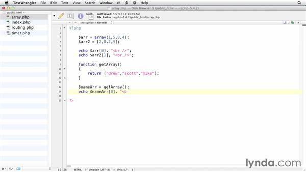 Understanding array improvements: PHP 5.4 New Features