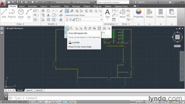 Welcome: AutoCAD 2013 Essentials: 05 Working with References