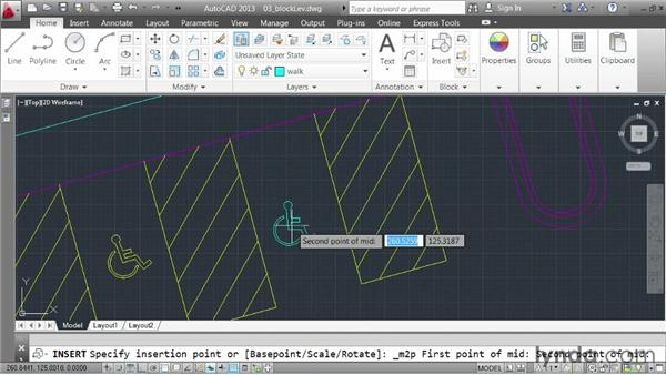 Leveraging blocks: AutoCAD 2013 Essentials: 05 Working with References