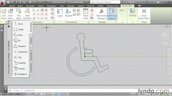 Redefining blocks: AutoCAD 2013 Essentials: 05 Working with References