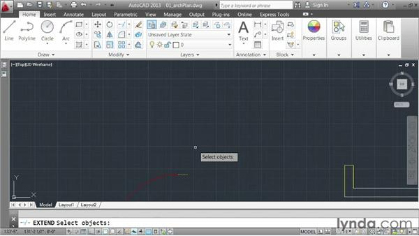 Understanding external references: AutoCAD 2013 Essentials: 05 Working with References