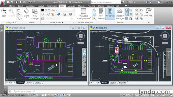 Challenge: working with references: AutoCAD 2013 Essentials: 05 Working with References