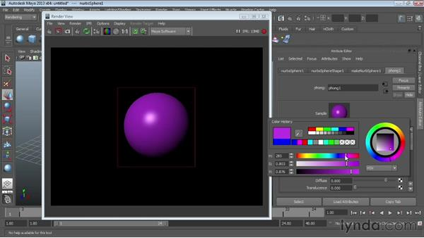 Welcome : Maya Essentials 4: Creating Textures and Materials