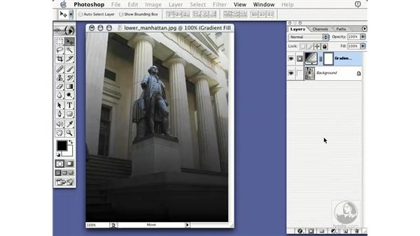 fill layers: Learning Photoshop 7