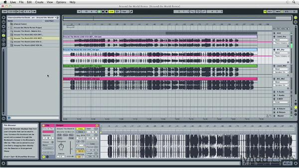 Comparing several vocal time stretches at faster BPMs: Remixing Techniques: Time Stretching
