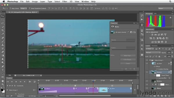 Correcting and stylizing video clips: Artistic Video with Photoshop