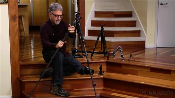 Using tripods and other stabilizers: Shooting on the Road, from Gear to Workflow