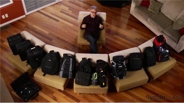 Choosing the right bags: Shooting on the Road, from Gear to Workflow