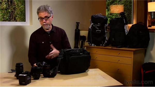Reviewing shooting bags: Shooting on the Road, from Gear to Workflow
