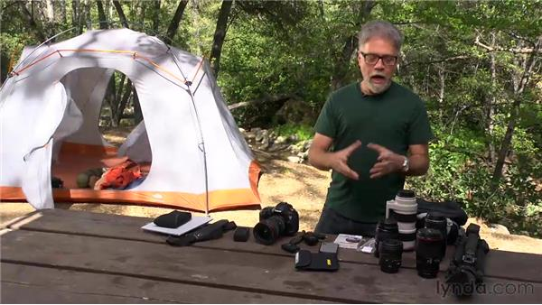 Packing strategies: Shooting on the Road, from Gear to Workflow