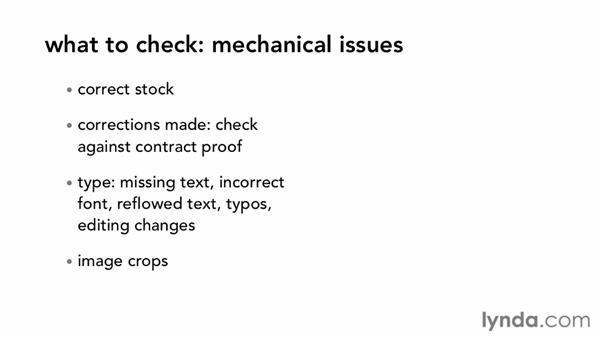 Attending press checks: Print Production Fundamentals