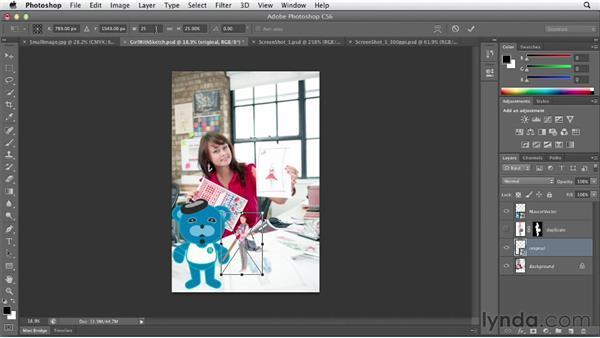 Looking at image resolution: Print Production Fundamentals