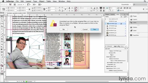 Importing graphics : Print Production Fundamentals