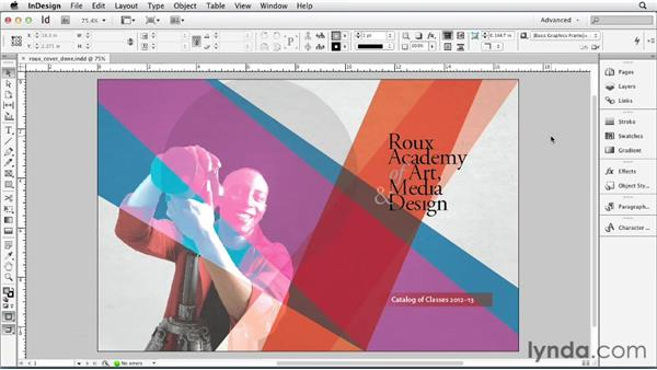 Using Overprint Preview in InDesign: Print Production Fundamentals