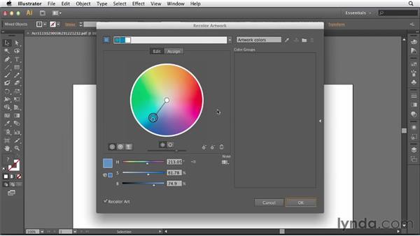 Using TouchUp tools: Print Production Fundamentals