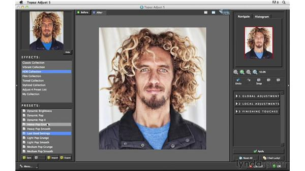 Using Topaz Adjust to improve colors: Photoshop for Photographers: Creative Effects