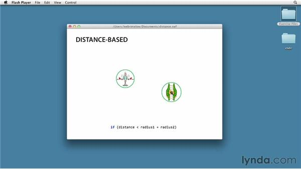 Overview of collision-detection options: Building Flash Games with Starling